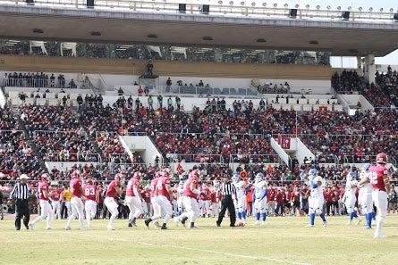 11月19日 立命館大学vs関西学院大学フォトギャラリー