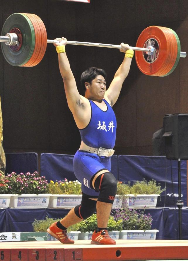 102キロ級を制した広瀬憲人選手