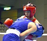 ライト級で連覇を達成した堤麗斗選手