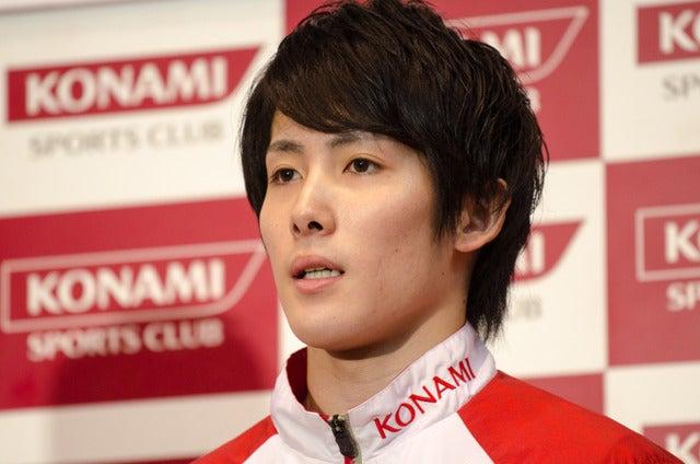 体操日本代表の加藤凌平(2016年7月1日)撮影:五味渕秀行
