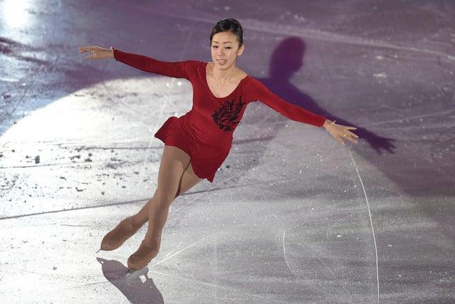 村主章枝 参考画像(2014年12月29日)(c) Getty Images
