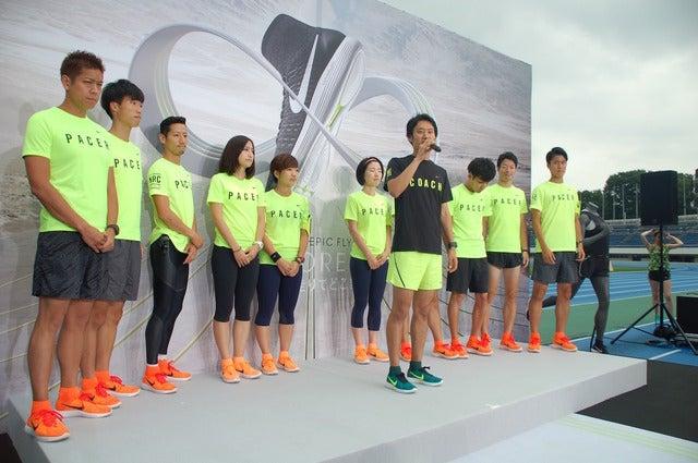 リオ五輪陸上日本代表・大迫傑の理想のフォームは「ゲーレンよりはマシュー」撮影者:大日方航