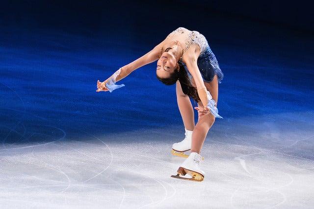 荒川静香 参考画像(2013年10月5日)(c) Getty Images