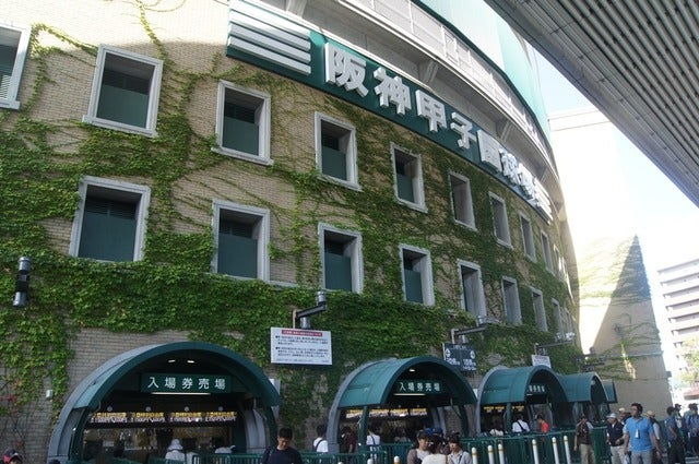 甲子園球場撮影:大日方航