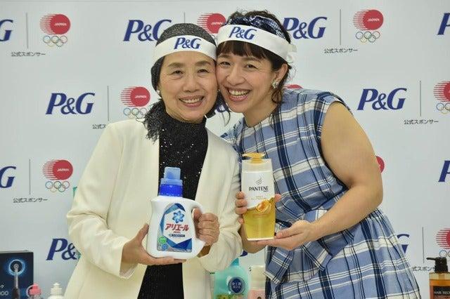 浜口京子「世界一練習した人が金メダルを取れる」…ママと選手の絆トークショー