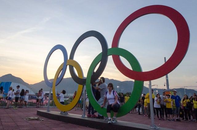 リオデジャネイロ五輪が開幕。会場には多くの観客が訪れている(2016年8月6日)撮影:編集部