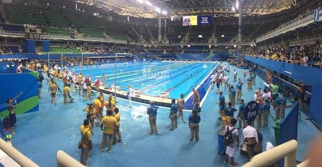 【取材の裏側】リオオリンピック、競泳を観戦してみた。現場はやっぱりスゴイ