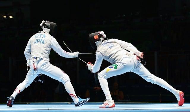 太田雄貴は地元ブラジルのギリェルミ・トルドと対戦(2016年8月7日)(c) Getty Images