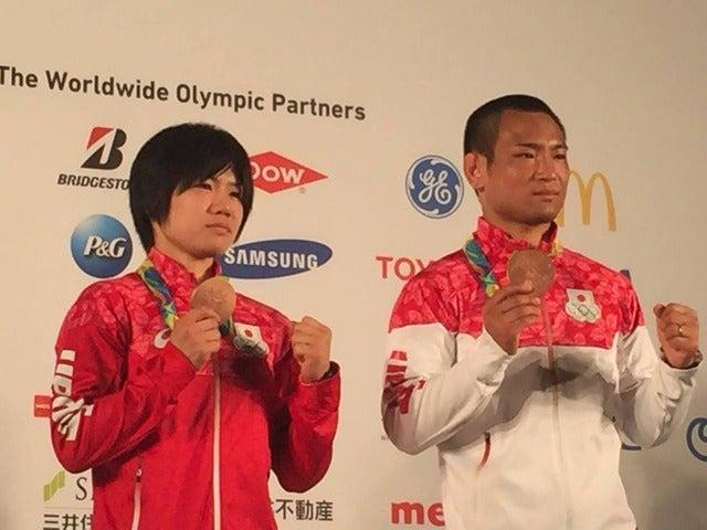 【リオ2016】柔道男子、2大会連続の銅メダルを獲得した海老沼匡。一夜明け、何を思う撮影者:大日方航