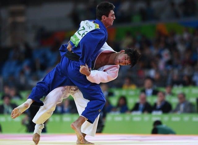 リオ2016】柔道男子、金メダルを...