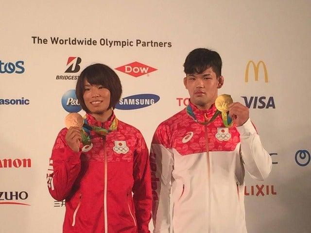 【リオ2016】柔道女子、銅メダル獲得の松本薫、一夜明け心情を吐露「甘酸っぱい気持ち」撮影者:大日方航