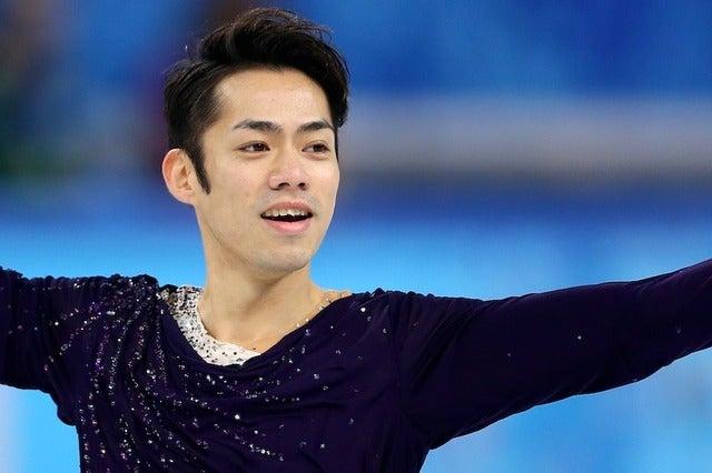 高橋大輔 参考画像(2014年2月14日)(c) Getty Images