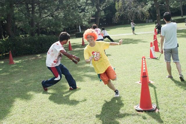 ゾンビから逃げるランイベント「ハロウィン2016ゾンビマラソン」10月開催