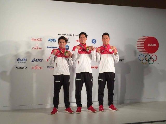 【リオ2016】800mリレーのメダル獲得を支えた準備…江原騎士の「太れない」悩みとは撮影者:大日方航