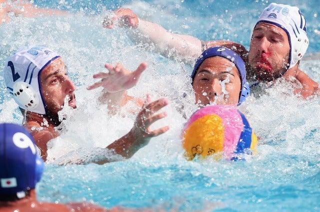 リオ2016、水球男子が黒星スタート(c)Getty Images
