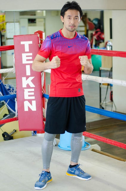ボクシング世界チャンピオン・山中慎介、「日々の練習の成果」が勇気につながる…単独インタビュー撮影:五味渕秀行