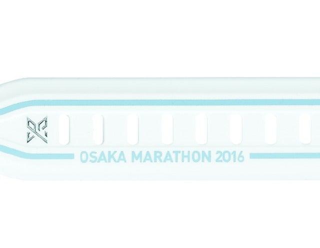 セイコーウオッチ「スーパーランナーズ スマートラップ 大阪マラソン2016記念限定モデル」