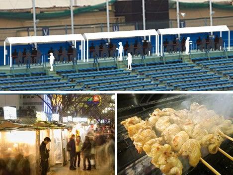 明治神宮野球場で福岡グルメを楽しむ「福岡しっとうとマラソン」12月開催