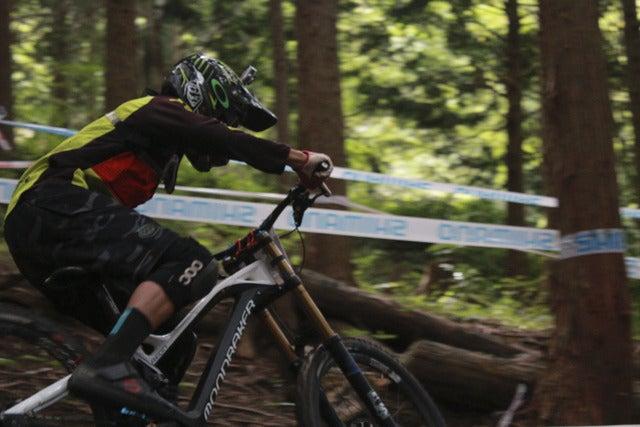 遠方からの参戦の幸田玲音、決勝はケガで出走できず悔しいレースとなった