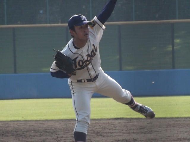 城西大・竹脇君(4年・世田谷学園)