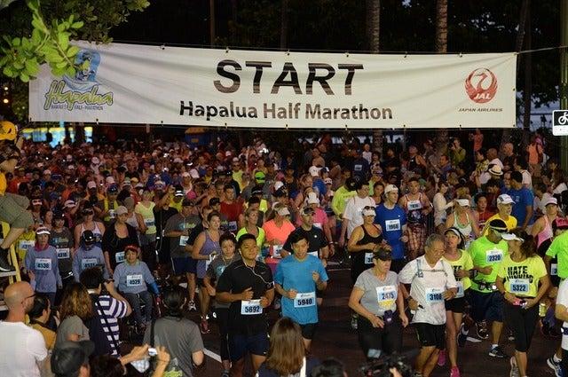 ホノルルハーフマラソン・ハパルア2017、参加ランナー募集