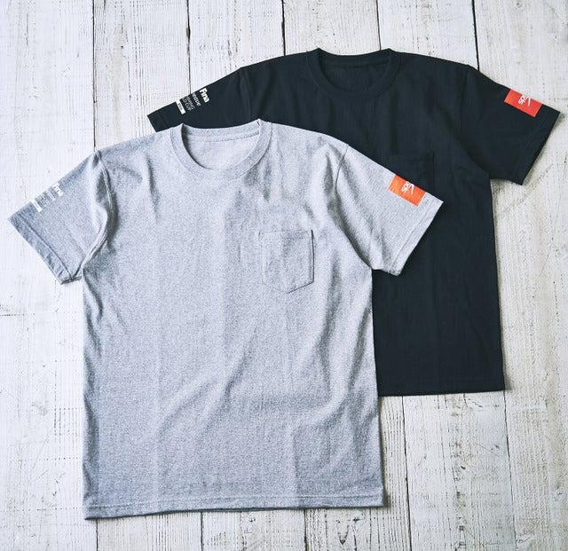 FINA競泳ワールドカップ東京大会、Speedoの大会記念ポケットTシャツ