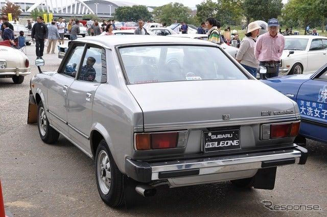 1978年 レオーネ セダン 1600 4WD A34嶽宮 三郎