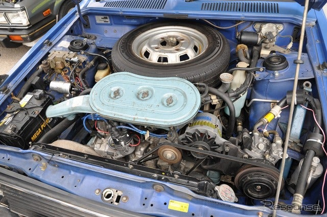 1981年 レオーネ エステートバン 1600 4WD AM5嶽宮 三郎