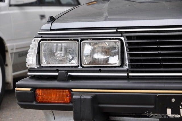 1982年 レオーネ ツーリングワゴン 1800 ターボ AJ5嶽宮 三郎