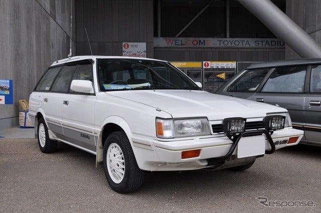 1989年 レオーネ ツーリングワゴン クインディッチII AL5嶽宮 三郎