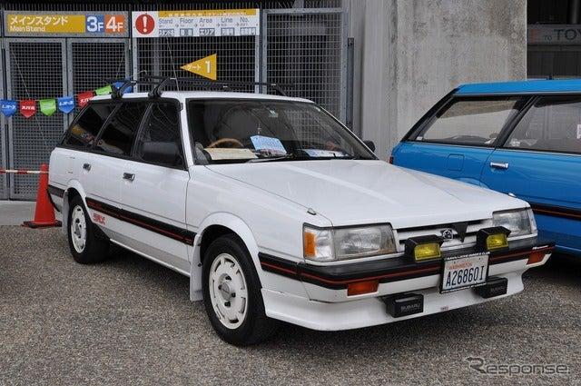1989年 レオーネ エステートバン 1600 LC AP3嶽宮 三郎
