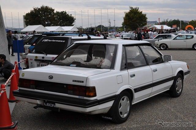 1990年 レオーネ セダン MAIA II AA2嶽宮 三郎