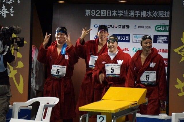 早稲田大学水泳部