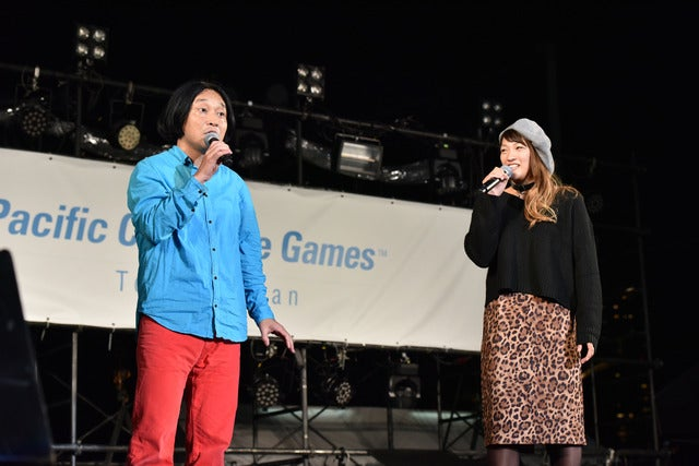 第3回ザ・コーポレートゲームズ東京が開催(2016年11月5日・6日)