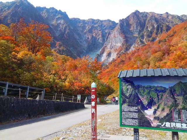 一ノ倉沢。アルパインクライマーがワクワクするような岩壁登攀ルートが幾多もある撮影:山口和幸