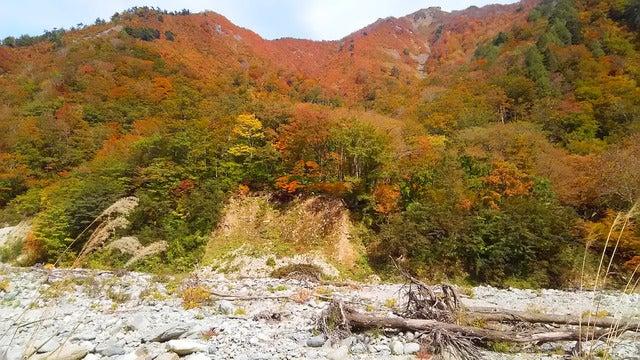 湯檜曽川の河川敷。これが利根川となり太平洋に注ぐのだ撮影:山口和幸