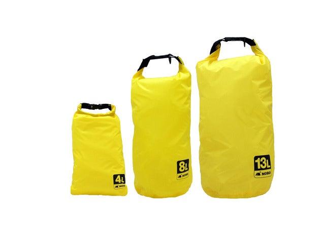 「MOBO」からウィンタースポーツに便利な防水・撥水バッグ3種類登場