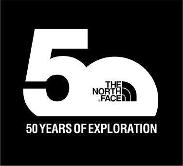 ザ・ノース・フェイス、50周年を記念した日本限定「50thシリーズ」発売