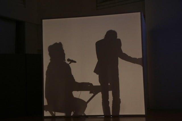 受験生応援ソング「さいごまで」を披露する、イトヲカシ撮影:山本有莉