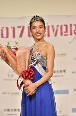 ミス・ユニバース・ジャパン岡山代表、池田あおいさんに決定
