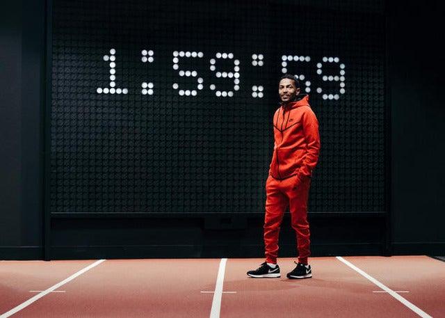 ナイキ、マラソン2時間切りを目指すプロジェクト「Breaking2」発表