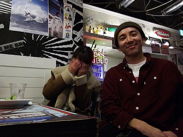 ウェアラブルトランシーバー BONX Gripの一般販売記念ローンチパーティー(東京・台場、12月19日)《撮影 大野雅人(Gazin Airlines)》
