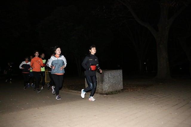 【フルマラソン完走への道】ナイキのセッション「SPEED RUN」を体験!