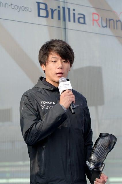 【インタビュー】パラリンピアン佐藤圭太、4年後の金メダルに向けて撮影:五味渕秀行
