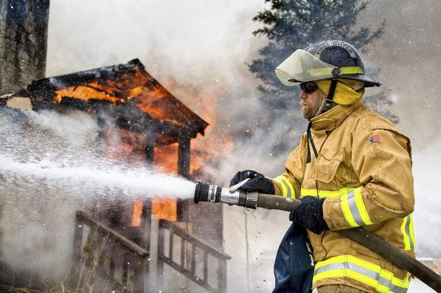 USA 消防3