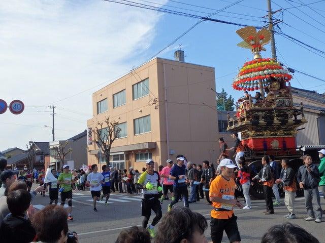 富山の味でランナーをおもてなしする「富山マラソン」10月開催