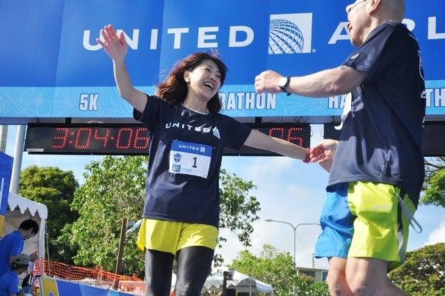 高橋尚子が語るグアムマラソンの特殊性…午前3時の爆音、全員が先頭気分、Qちゃんとのふれあい撮影者:大日方航