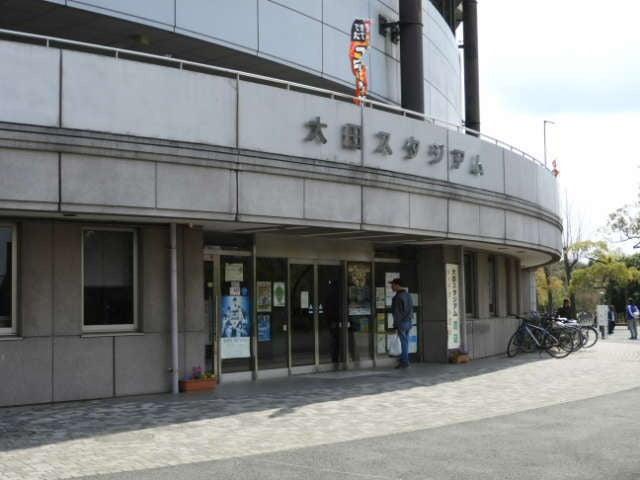 東京新大学リーグは大田スタジアムから始まる撮影:手束仁