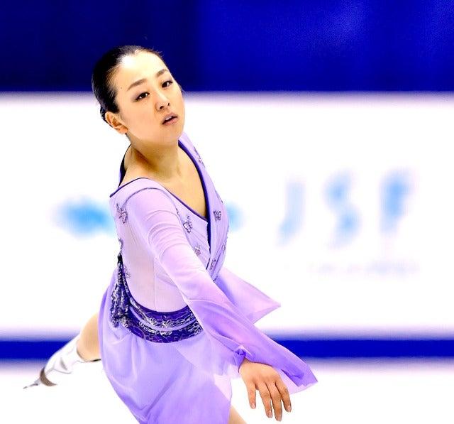 浅田真央(c)Getty Images