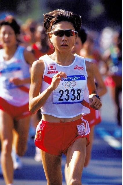高橋尚子が市民マラソンランナーに伝えた秘伝のイメージ走法とは(c) GettyImages